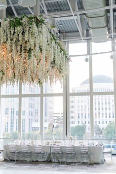Clear Chiavari Chairs - Orlando Wedding and Party Rentals Hanging Flowers Wedding, Bride Flowers, Pink Flowers, Flower Ceiling, Wisteria Wedding, Ceiling Installation, Chiavari Chairs, Orlando Wedding Photographer, Event Lighting