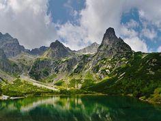 Zelené pleso, Vysoké Tatry, Slovensko