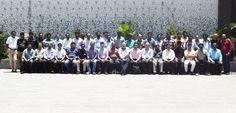 With the management team of a Swiss MNC  #akashgautam #motivationalspeaker #corporatetrainer #management #training #leadership #workshop #india