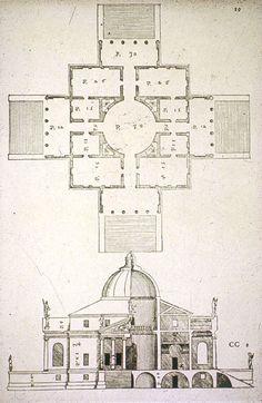 Palladio's Villa, Italy
