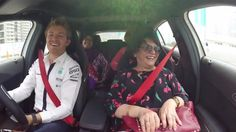 In The Hot Seat With Nico Rosberg And Jazeman Jaafar (VIDEO)