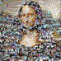 Masterpiece mosaic by gadgetsguru