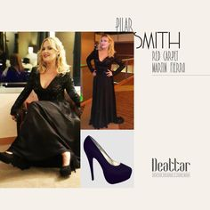 Pilar Smith con sus Deattar