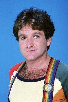 Mork & Mindy, 1978–1982. | Robin Williams: A Life In Pictures