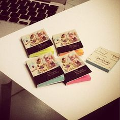@edithbr_jw hand made these mini post-it notes pioneer books for her pioneer school classmates.