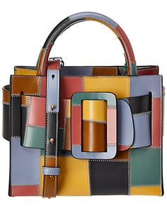 Rue La La — BOYY Bobby 23 Leather Shoulder Bag