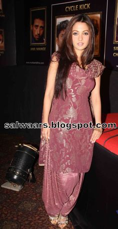 Bollywood Patiala suits