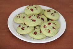 Green Tea Sugar Cookies | Kirbie's Cravings | A San Diego food blog