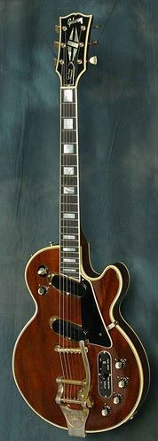 Gibson Les Paul Personal 1969, discontinued 1984 after production of only 370