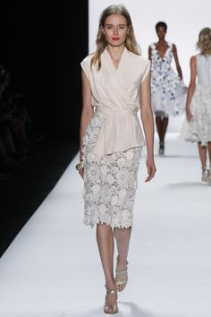 Badgley Mischka, Look #13