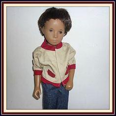 1970's Trendon Gregor Doll - Brunette - Original Jeans -Jacket, Shoes