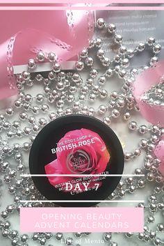 Beauty Advent Calendars Day 7!