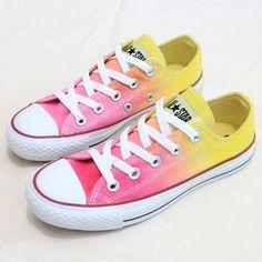 Ombre Canvas Shoes