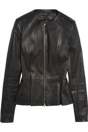 The RowAnasta leather jacket