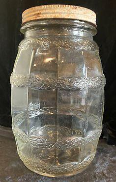 Vintage Jars, Vintage Food, Vintage Recipes, Vintage Kitchen, Canning Jars, Mason Jars, Pickle Jars, Food Jar, Something Old