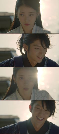 Scarlet Heart: Ryeo - 14   Ooh my!!! I just love your smile Oppa jung Ki