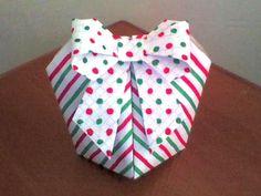 Origami gift bag soooo cute