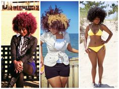 HER FRO THO...& CURVES