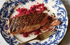 The combination of pickled beets and horseradish is common in eastern Europe, and its popularity has been co-opted by German cooks, who have long used both elements in the kitchen.