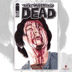 Glenn Rhee, The Walking Dead, Duke, Comic Art, David, Comics, Drawings, Artwork, Walking Dead