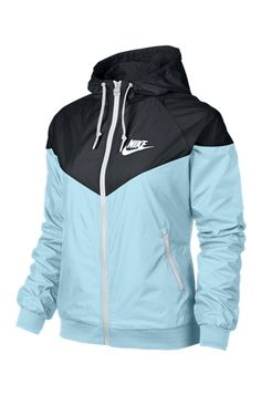 Nike Windrunner Jacket - Women's from Foot Locker. Shop more products from Foot Locker on Wanelo. Nike Outfits, Sporty Outfits, Athletic Outfits, New York Fashion, Teen Fashion, Fashion Outfits, Nike Windrunner Jacket, Swagg, Fitness Fashion