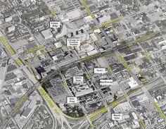 Midtown Detroit TechTown District – Sasaki