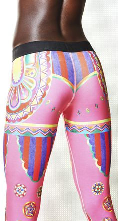 Sport and style collide. Limited Edition Tights by Nike Pro | House of Beccaria~