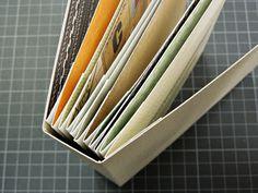 DIY: Anleitung für ein schnelles Mini-Album von © Dani für www.danipeuss.de