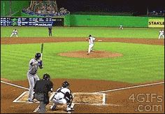 This will never get old. He was a great pitcher.