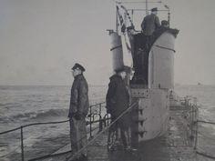U-22 in 1918