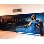 London Film Premieres - Watch cinderella Trailer