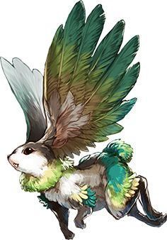 Super how to draw cute bunny design reference Ideas Super how to draw cute bunny design referenc Mythical Creatures Art, Mythological Creatures, Magical Creatures, Cute Fantasy Creatures, Cute Creatures, Fantasy Kunst, Fantasy Art, Anime Fantasy, Pet Anime