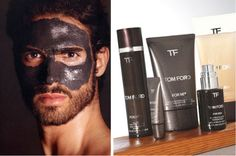 My Night with Tom Ford's New Skincare Line