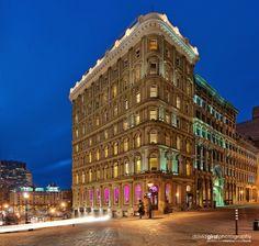 Hôtel Place d'Armes - Montreal