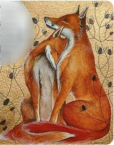 What would you do if I asked you to marry me before you left? Art Fox, Fox Collection, Fox Drawing, Art Et Illustration, Inspiration Art, Animal Sketches, Woodland Creatures, Wildlife Art, Oeuvre D'art
