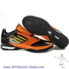low priced f3067 c9771 Buy Adidas F50 adizero TRX Leather TF MiCoach Pro Bundle Orange Black  Yellow For Wholesale Nike. Nike Soccer ShoesSoccer BootsIndoor ...
