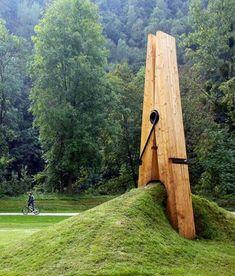 Fun and Unusual Urban Art Installations Around the World