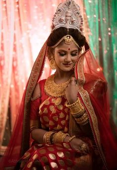 Bengali bridal jewellery weddings 24 Ideas for 2019