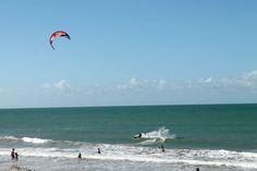 Sports on Ponta Negra Beach