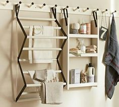 Gabrielle Laundry System from Pottery Barn