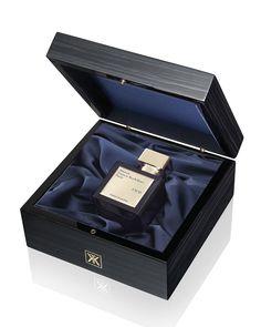 Maison Francis Kurkdjian Oud Extrait de parfum Luxury Wooden Gift Set