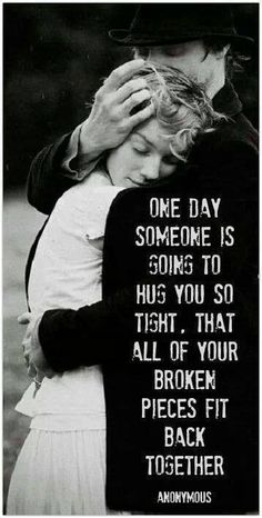 Hug me so tight