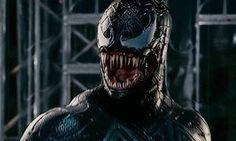 Topher Grace as Venom in Spider-Man 3.
