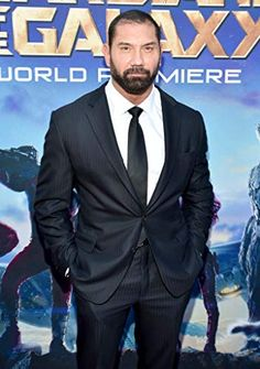 Dave Bautista Photos Photos: 'Guardians of the Galaxy' Premieres in Hollywood — Part 2 Batista Wwe, Drax The Destroyer, Dave Bautista, Ca Usa, George Strait, Wwe Wrestlers, Wwe Superstars, Guardians Of The Galaxy, Gay Pride