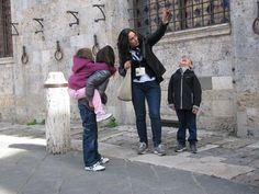 Siena - have fun with your children !