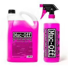 Muc-Off Detergente Nano Tech Bike Cleaner Bici/Mtb Mud Bath, Spray Bottle, Mtb, Cleaning Supplies, Shop, Cleaning Agent, Store, Airstone, Mountain Biking