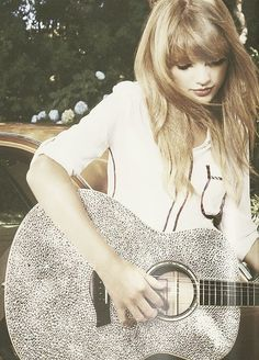 I have always loved this guitar but her 12 string is my favorite