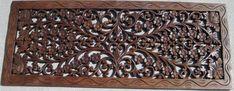 1'x3' Teak panel oak finish