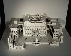 Pop-up cities cut from single sheets of paper ...  Dutch paper architect/artist Ingrid Siliakus.