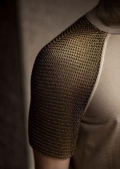 idea for detailing/ tailoring Fashion Details, Fashion Design, Mens Activewear, Sport Wear, Textiles, Workout Wear, Knitwear, Active Wear, Menswear